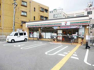 セブンイレブン大阪王子町店の画像1