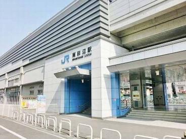 JR阪和線「鶴ケ丘」の画像1
