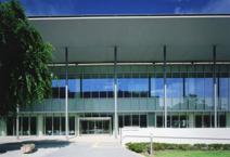 あきる野市中央図書館