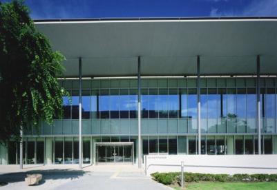 あきる野市中央図書館の画像1