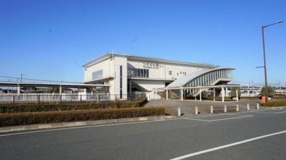 東武東上線「つきのわ」駅の画像2