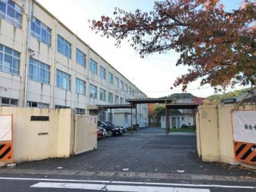 京都市立小栗栖中学校の画像1