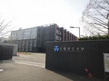 大阪府立大学中百舌鳥キャンパス(白鷺門)
