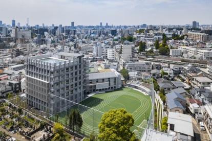 北区立田端中学校の画像1