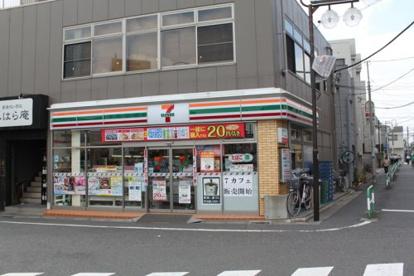 セブンイレブン 豊島千川駅北店の画像1