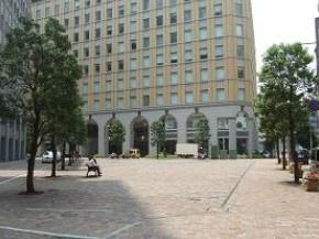 汐留西公園の画像