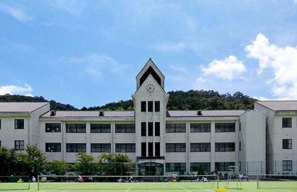 近江八幡市立安土中学校の画像1