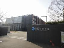大阪府立大学(中百舌鳥門)
