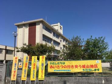 宇都宮市立城山中学校の画像1