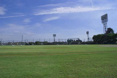 駒生運動公園の画像1