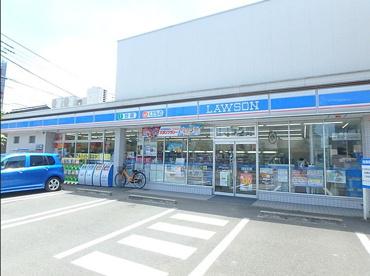 ローソン 綾瀬中央通り店の画像1