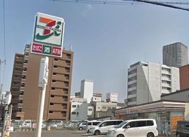 セブンイレブン 大阪川口2丁目店の画像1