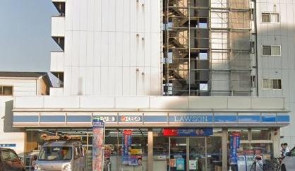 ローソン 遠里小野店の画像1