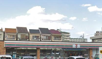 セブンイレブン 大阪加美南3丁目店の画像1