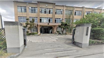 桃山中学校の画像1
