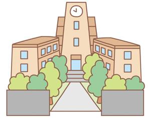 久留米市立南筑高校の画像1