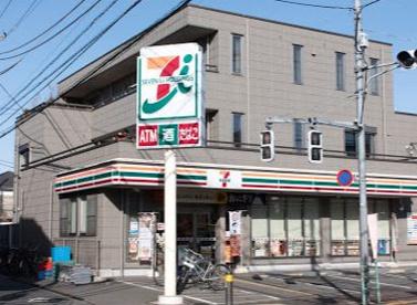 セブンイレブン府中北山店の画像1