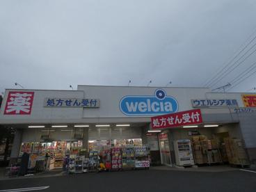 ウェルシア佐倉染井野店の画像1