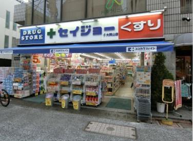 くすりセイジョー大岡山店の画像1