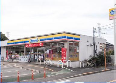 ミニストップ国分寺戸倉店の画像1