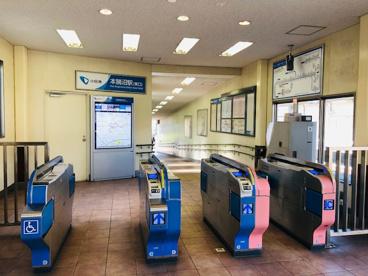 小田急線 本鵠沼駅の画像3