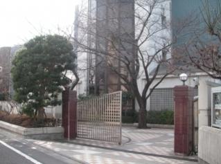 東京都立田園調布高校の画像1