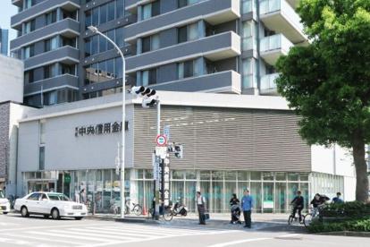 京都中央信用金庫堀川支店の画像1