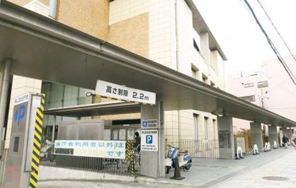 京都市東山区役所の画像1