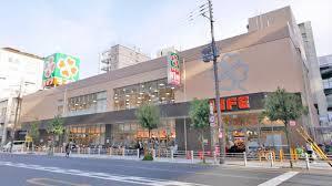 ライフ 阿波座駅前店の画像1