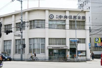 京都中央信用金庫三条支店の画像1