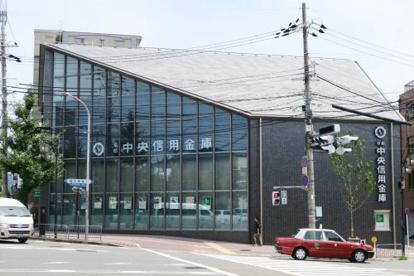 京都中央信用金庫円町支店の画像1