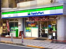 ファミリーマート 梅島駅前店