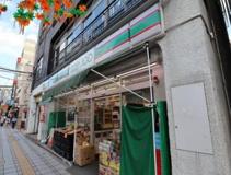 ローソンストア100 LS梅島駅前店