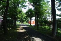 平間緑道緑地