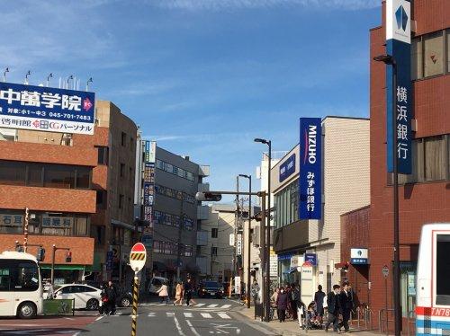 みずほ銀行 金沢文庫支店の画像