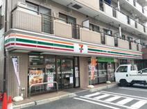 セブンイレブン 足立中川4丁目店