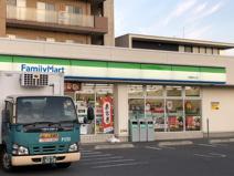 ファミリーマート 日進駅南口店