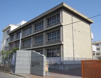 明石市立衣川中学校の画像1