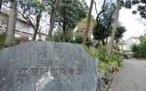 江原屋敷森緑地