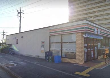 セブンイレブン 大阪新北島4丁目店の画像1