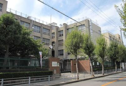 大阪市立新北島小学校の画像1
