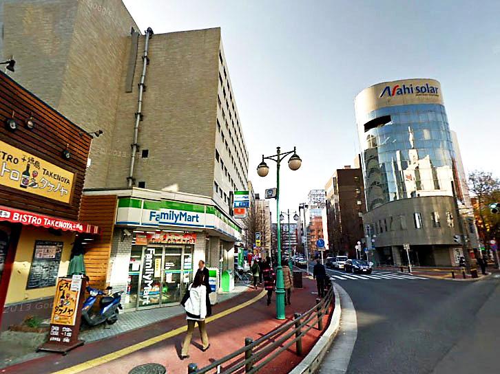 ファミリーマート 博多駅東2丁目店の画像
