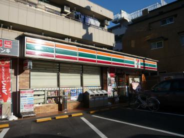 セブンイレブン多摩連光寺店の画像1