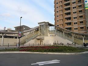JR学研都市線「放出」駅の画像1