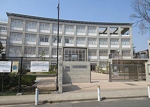 尼崎市立園田中学区の画像1