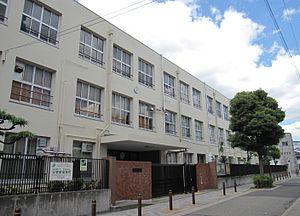 大阪市立大正中央中学校の画像1