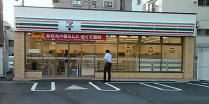 セブン-イレブン 新宿中落合3丁目店 (bikeshareポート)の画像1