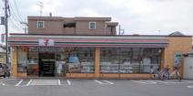 セブンイレブン 川越新宿町6丁目店