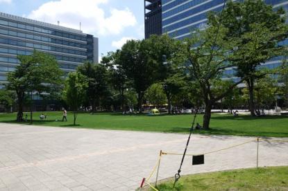 中野四季の森公園(中野セントラルパーク)の画像1
