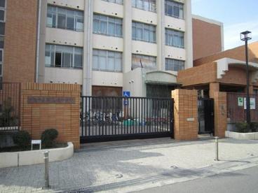 大阪市立鶴見橋中学校の画像1